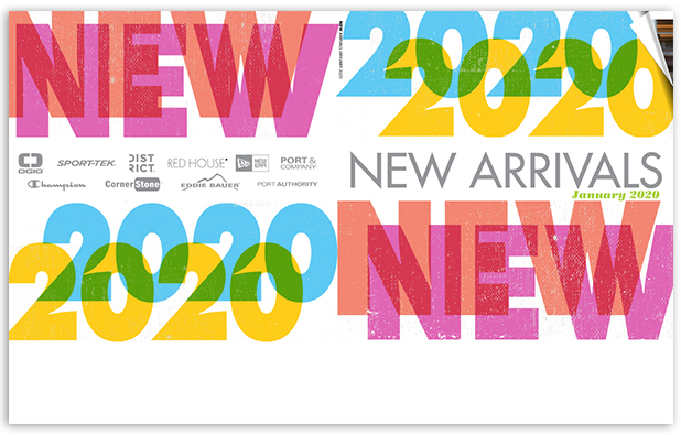 2020 January New Arrivals