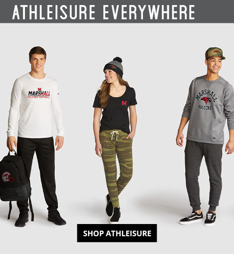 Fall School 2019 Athleisure Section