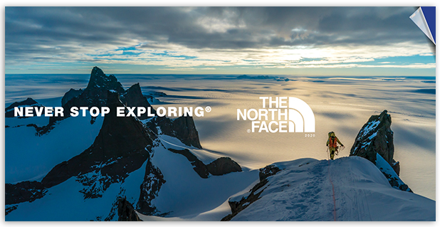 2018 The North Face Catalog