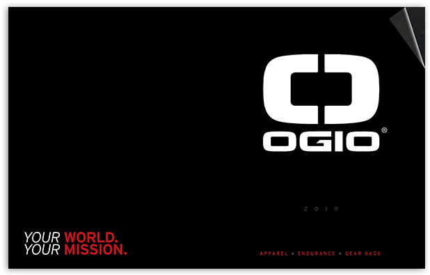 2019 OGIO Apparel and Endurance Catalog