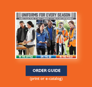 Fall Business Uniforming Order Guide Tile