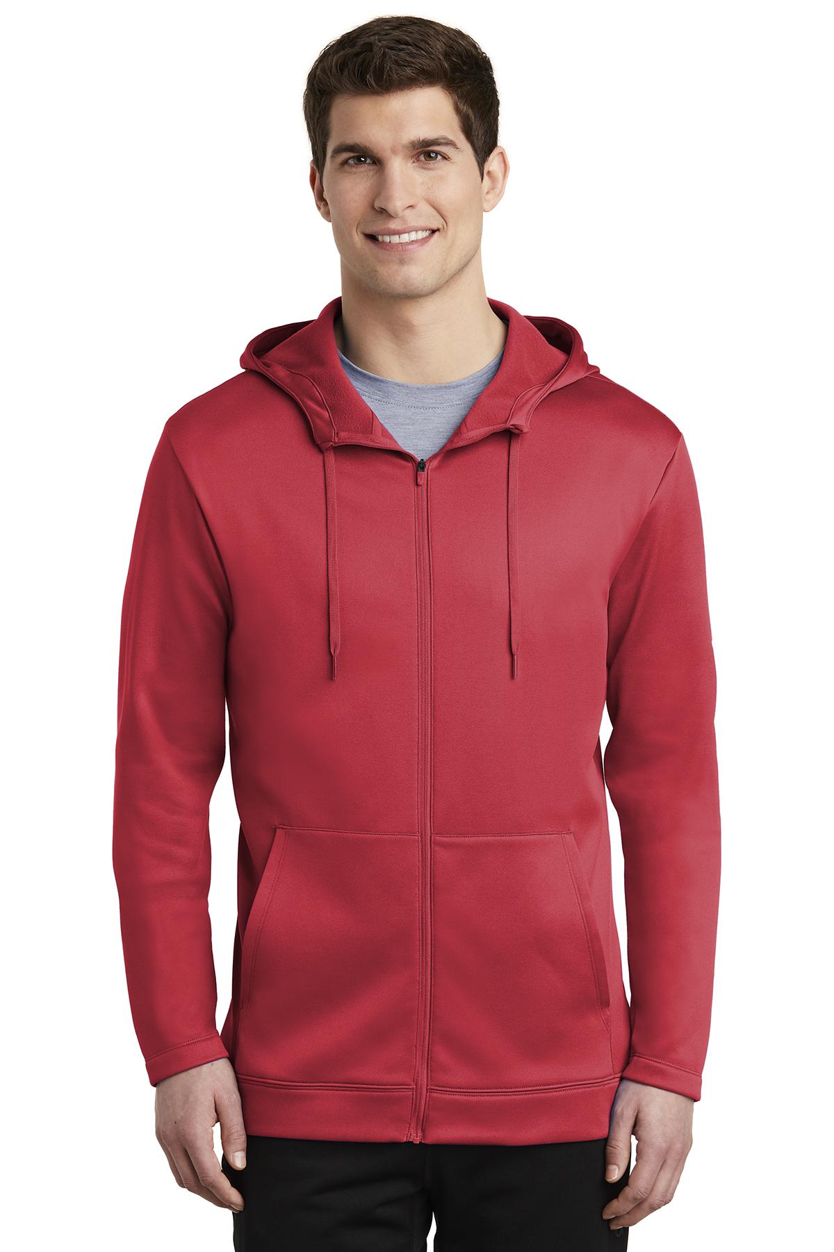 28c054b6 Nike Therma-FIT Full-Zip Fleece Hoodie | Sweatshirts/Fleece | SanMar