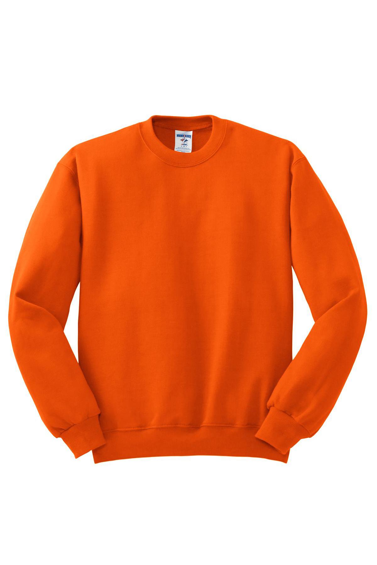 ca2d209e1ae4 JERZEES® - NuBlend® Crewneck Sweatshirt