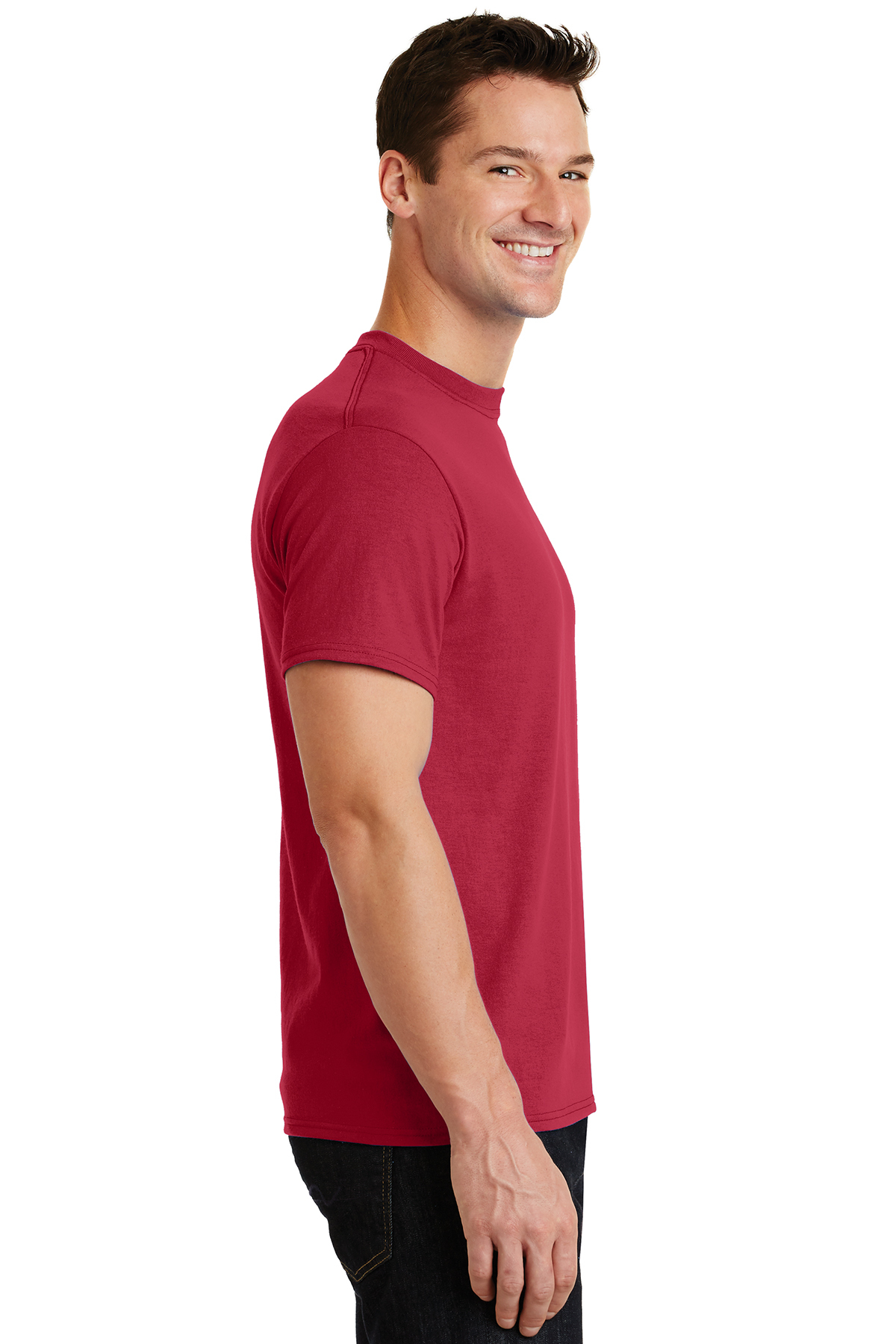9a7f326cffa Home · T-Shirts · 50 50 Blend  Port   Company® - Core Blend Tee. A maximum  of 8 logos have been uploaded. Please remove a logo from My Logos to  continue