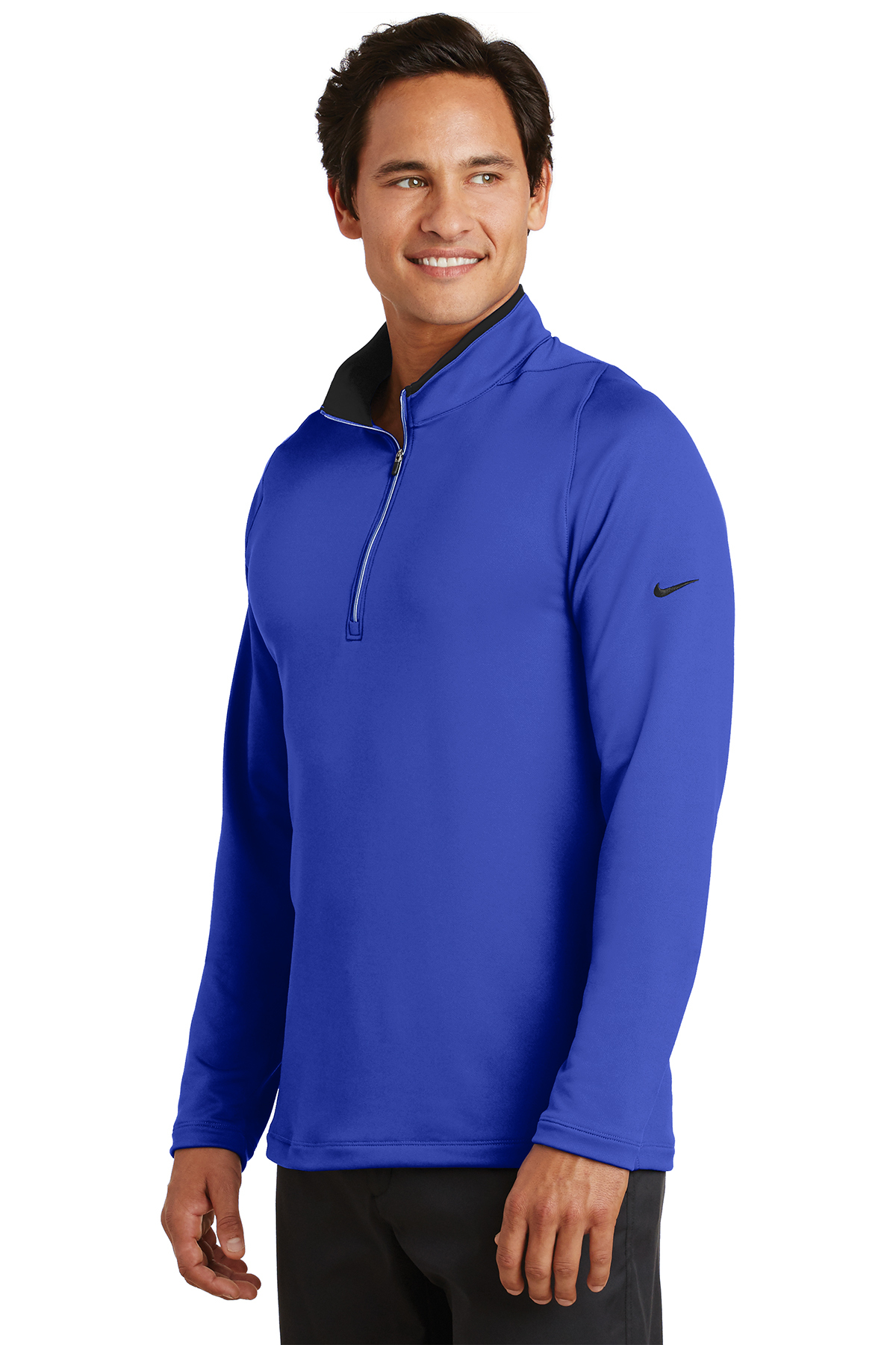 97c21d9c Nike Dri-FIT Stretch 1/2-Zip Cover-Up | Performance | Sweatshirts ...