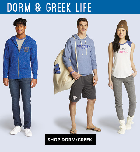 Fall School 2019 Dorm Section