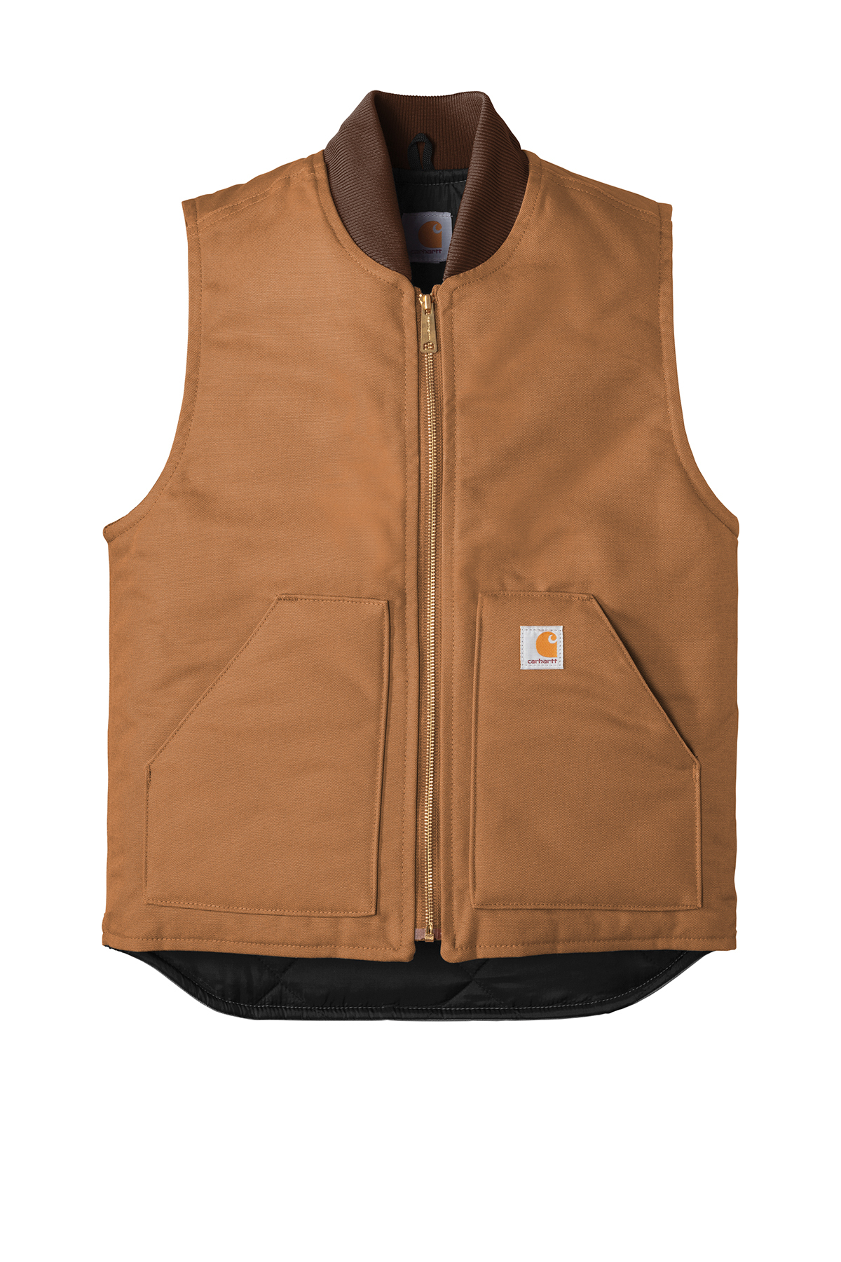76a9d04bc3 ... Vests; Carhartt ® Duck Vest. A maximum of 8 logos have been uploaded.  Please remove a logo from My Logos to continue