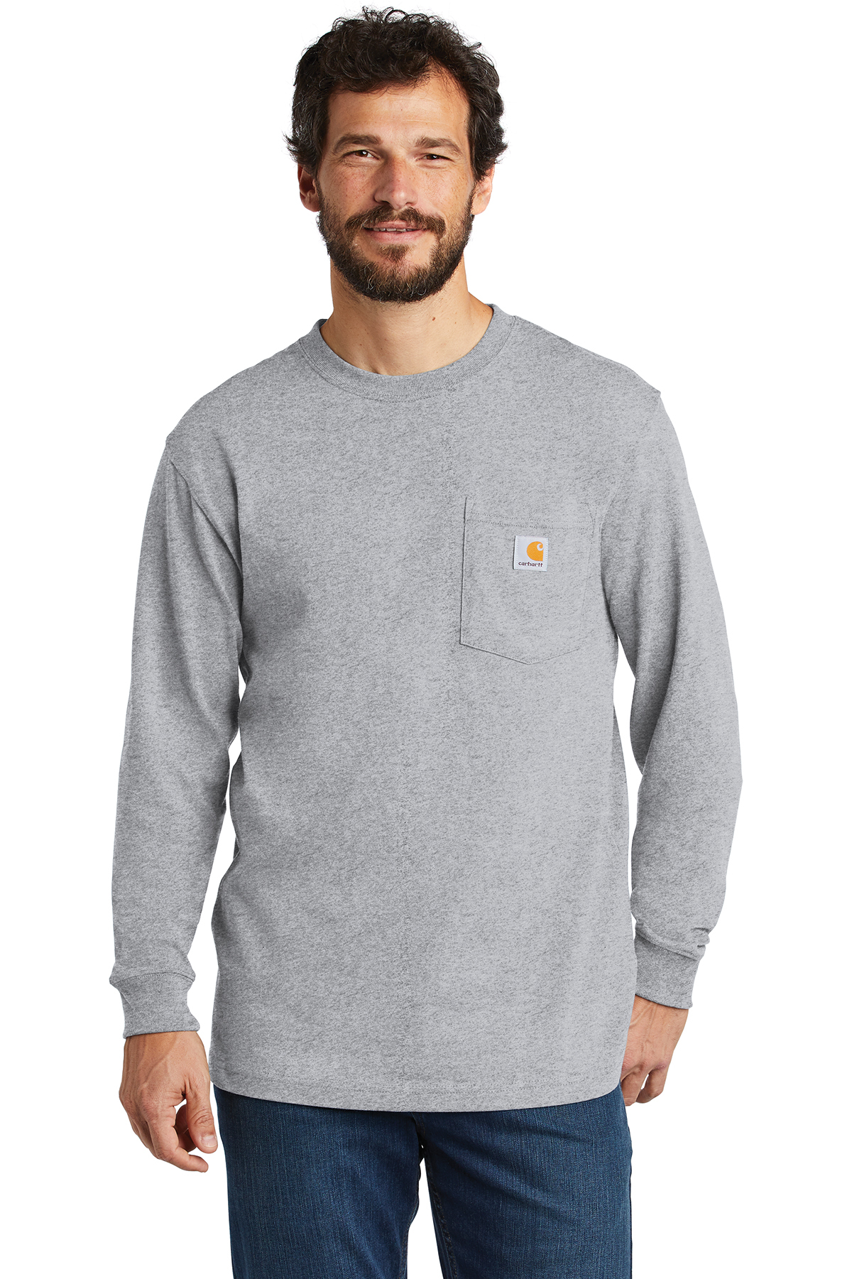 b01b4ca635 Carhartt ® Workwear Pocket Long Sleeve T-Shirt   Carhartt   Brands ...
