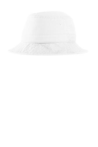 9ce448010 Port Authority® Bucket Hat | Full Brim | Caps | SanMar