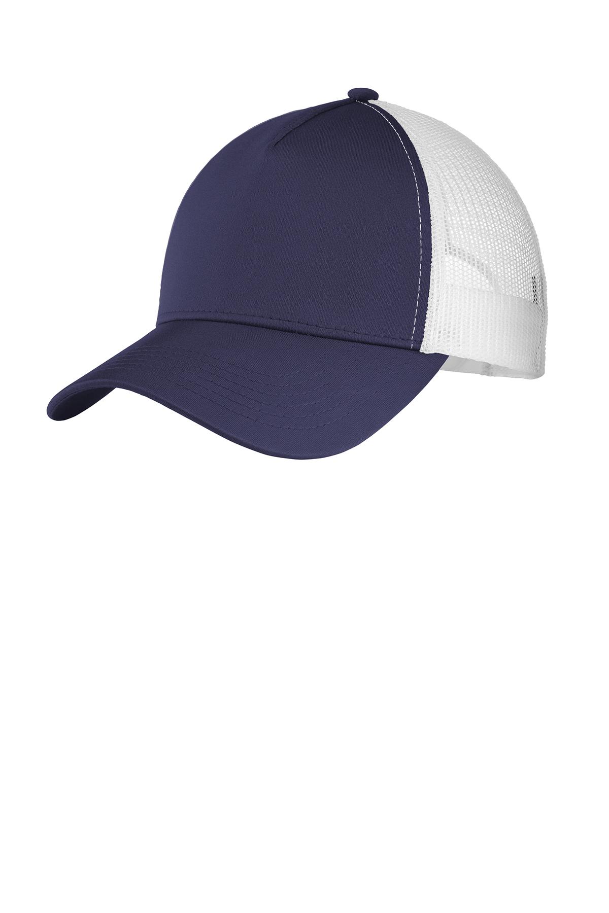 488aeeb4d5ad1 Sport-Tek ® PosiCharge ® Competitor ™ Mesh Back Cap