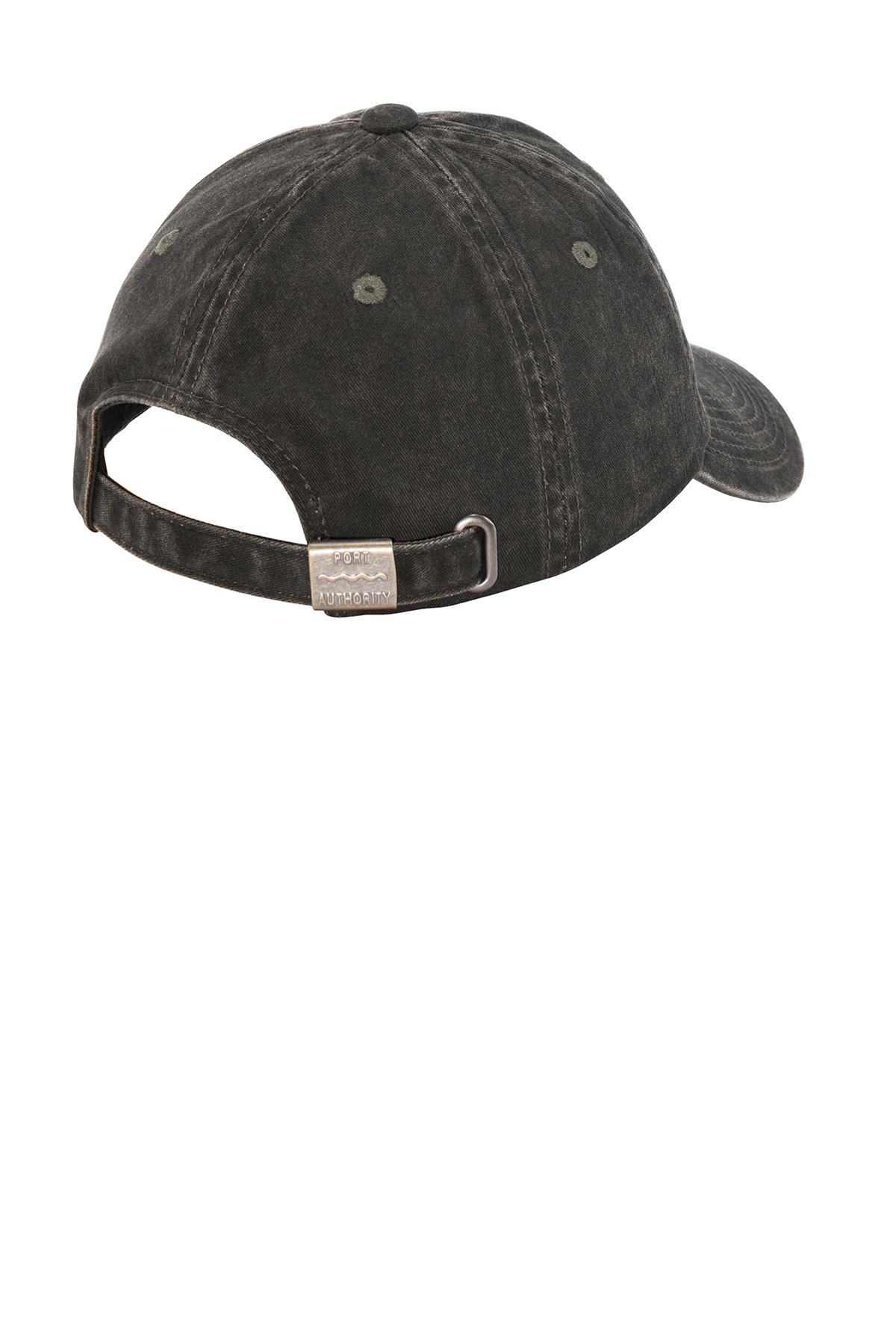 33716c568f5 Port Authority® Ladies Garment Washed Cap