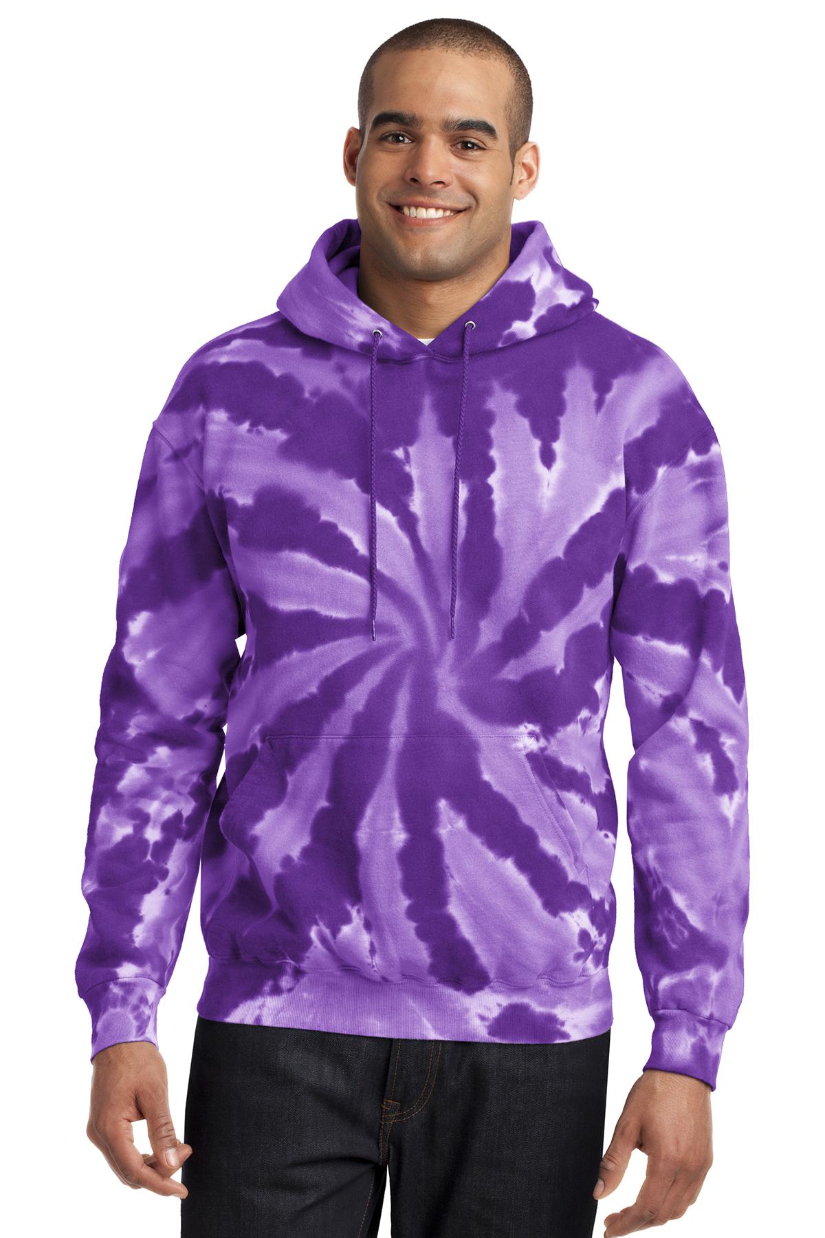18402df2313 Port   Company® Tie-Dye Pullover Hooded Sweatshirt