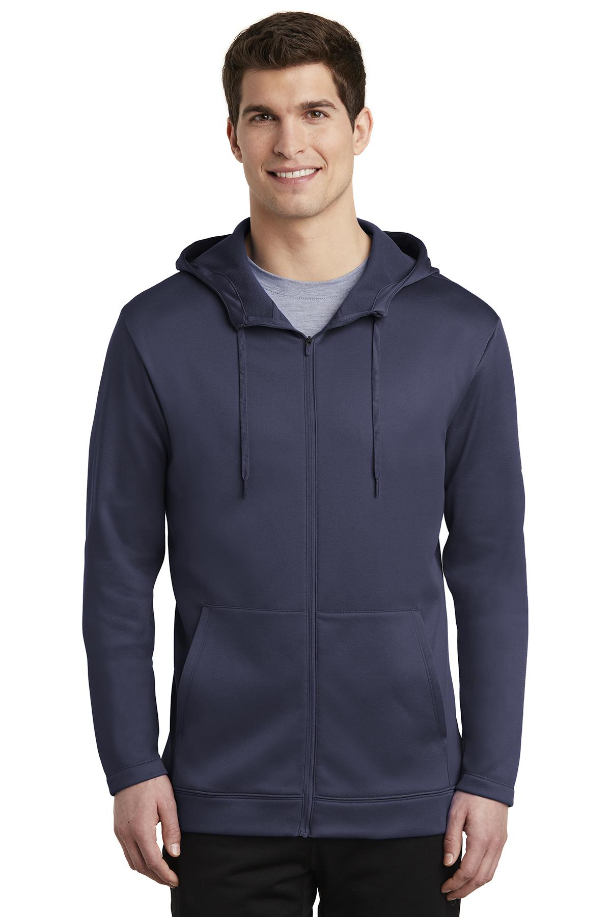 9b48a5a1ce0c Nike Therma-FIT Full-Zip Fleece Hoodie