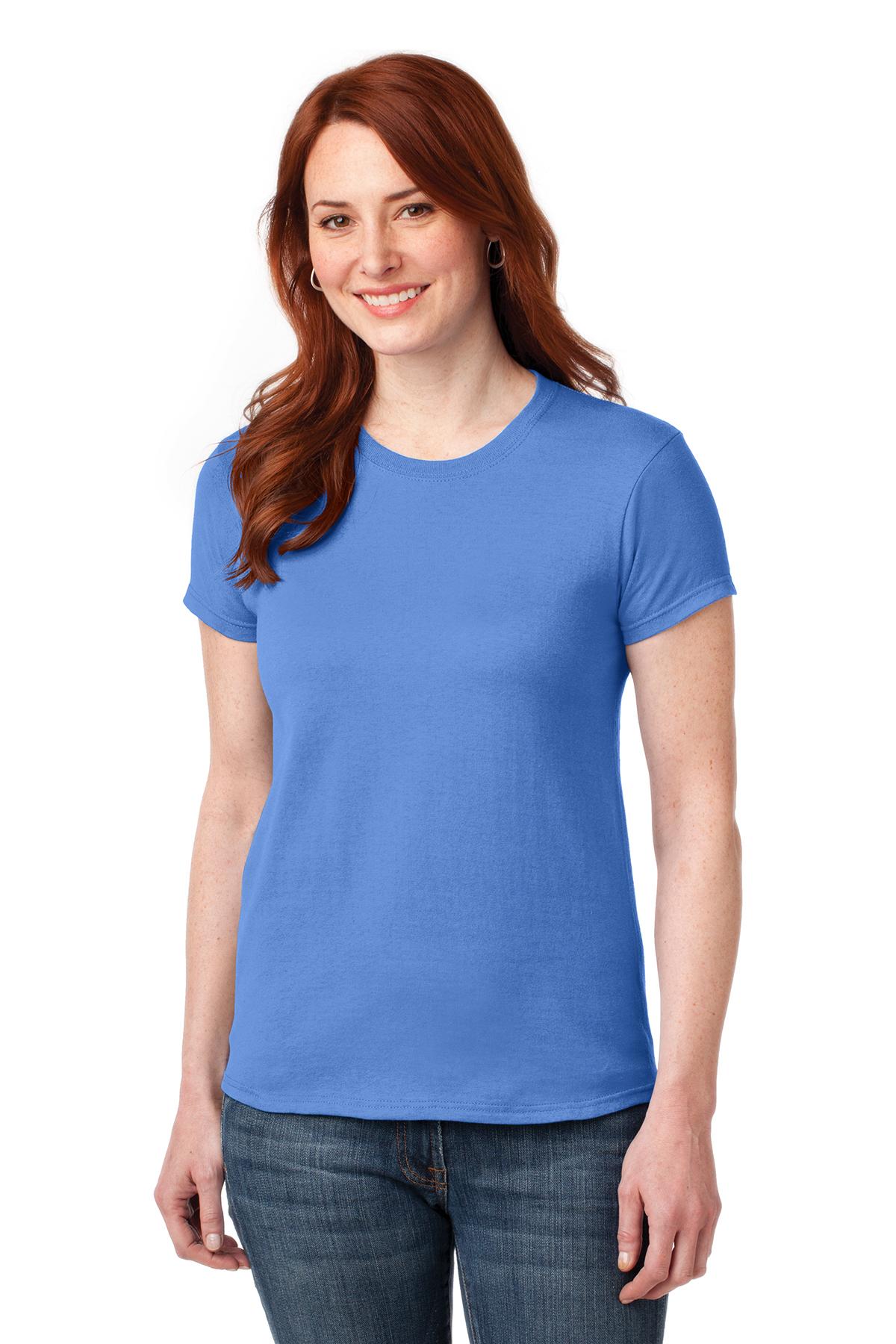 fb6257339 Gildan® Ladies Gildan Performance® T-Shirt | Performance | T-Shirts ...