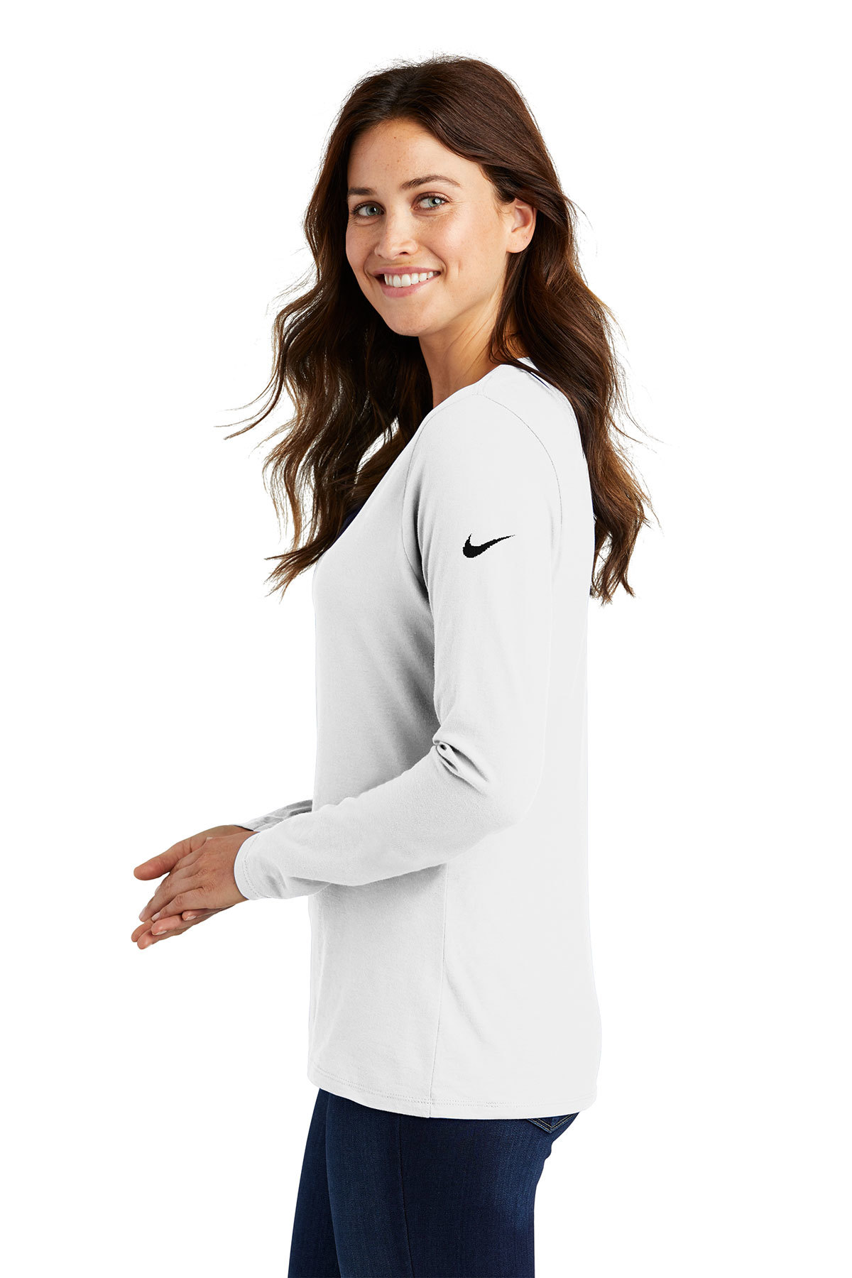 Top of the World Womens Trim Modern Fit Premium Triblend Long Sleeve Scoop Neck Team Color Tee