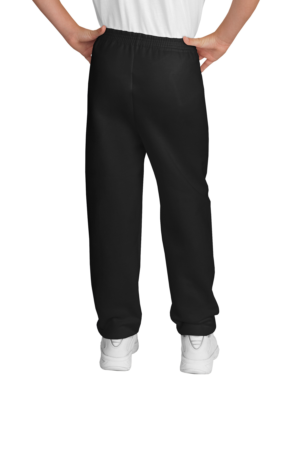 Athletic Heather Port /& Company PC90YP Youth Sweatpant XL