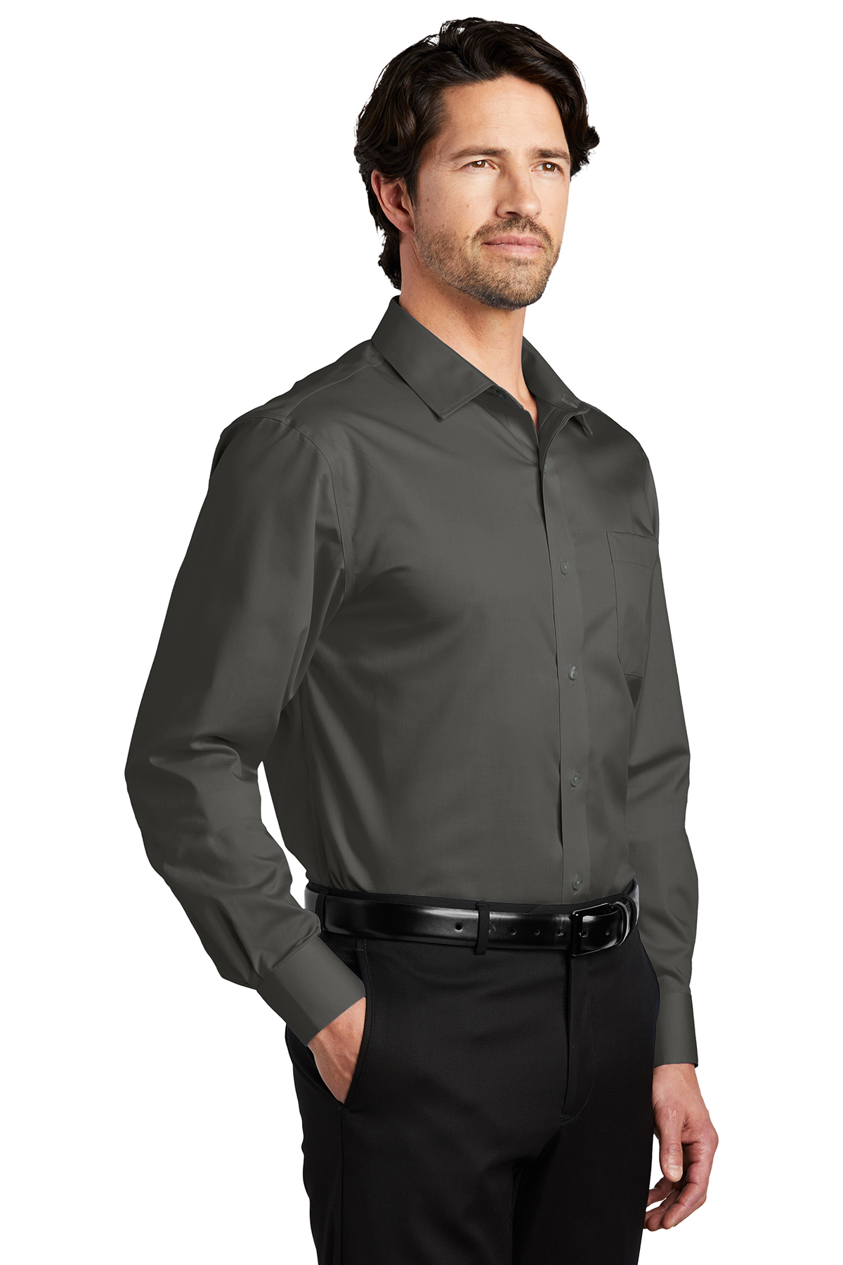 Details about  /Red House Slim Fit Non-Iron Twill Shirt