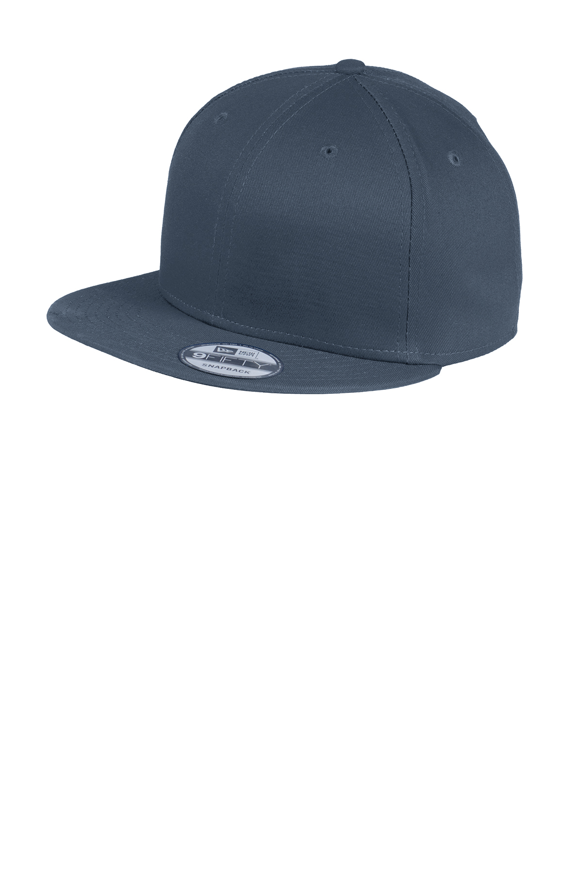 New Era® - Flat Bill Snapback Cap  0d659b40625d