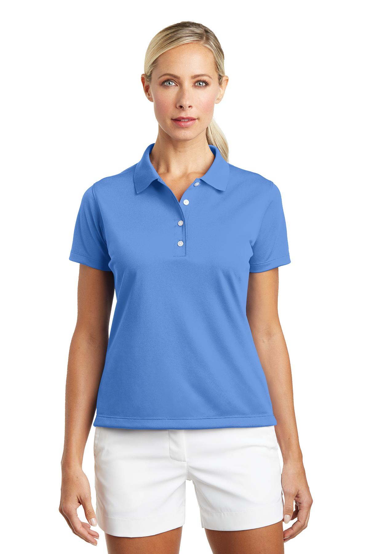 24b2317b Nike Ladies Tech Basic Dri-FIT Polo | Ladies/Women | Polos/Knits ...