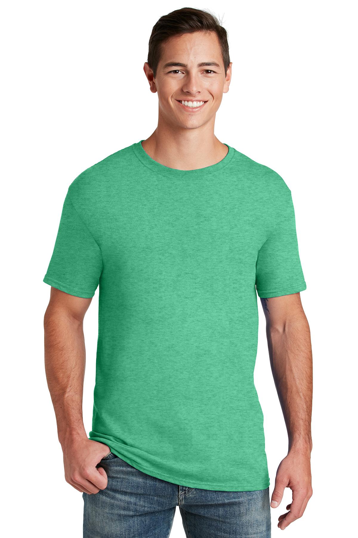 367ebcd0b0 Fruit of the Loom® HD Cotton™ 100% Cotton T-Shirt | 5-5.6 100 ...