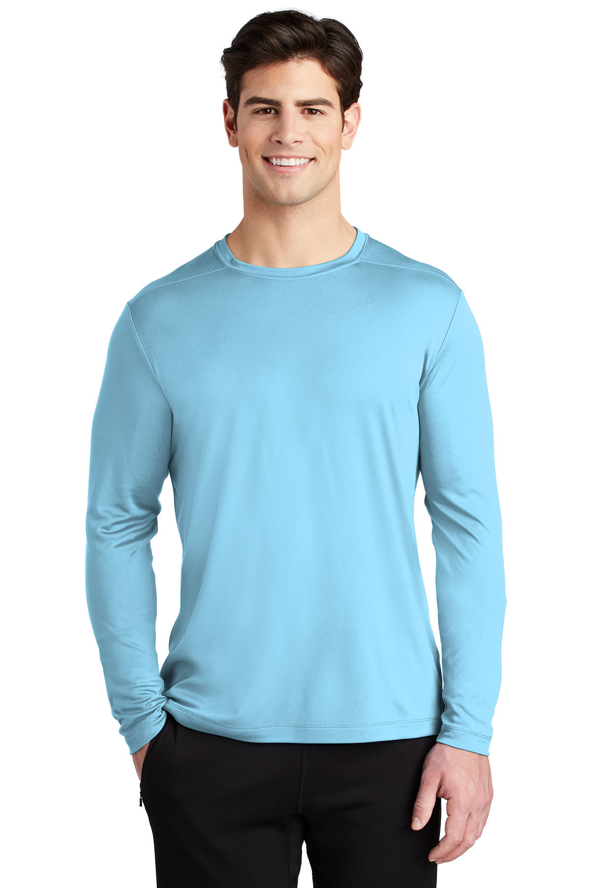 Sport Tek Posi Uv Pro Long Sleeve Tee Long Sleeve T Shirts Sport Tek Skip to main search results. sport tek posi uv pro long sleeve tee long sleeve t shirts sport tek