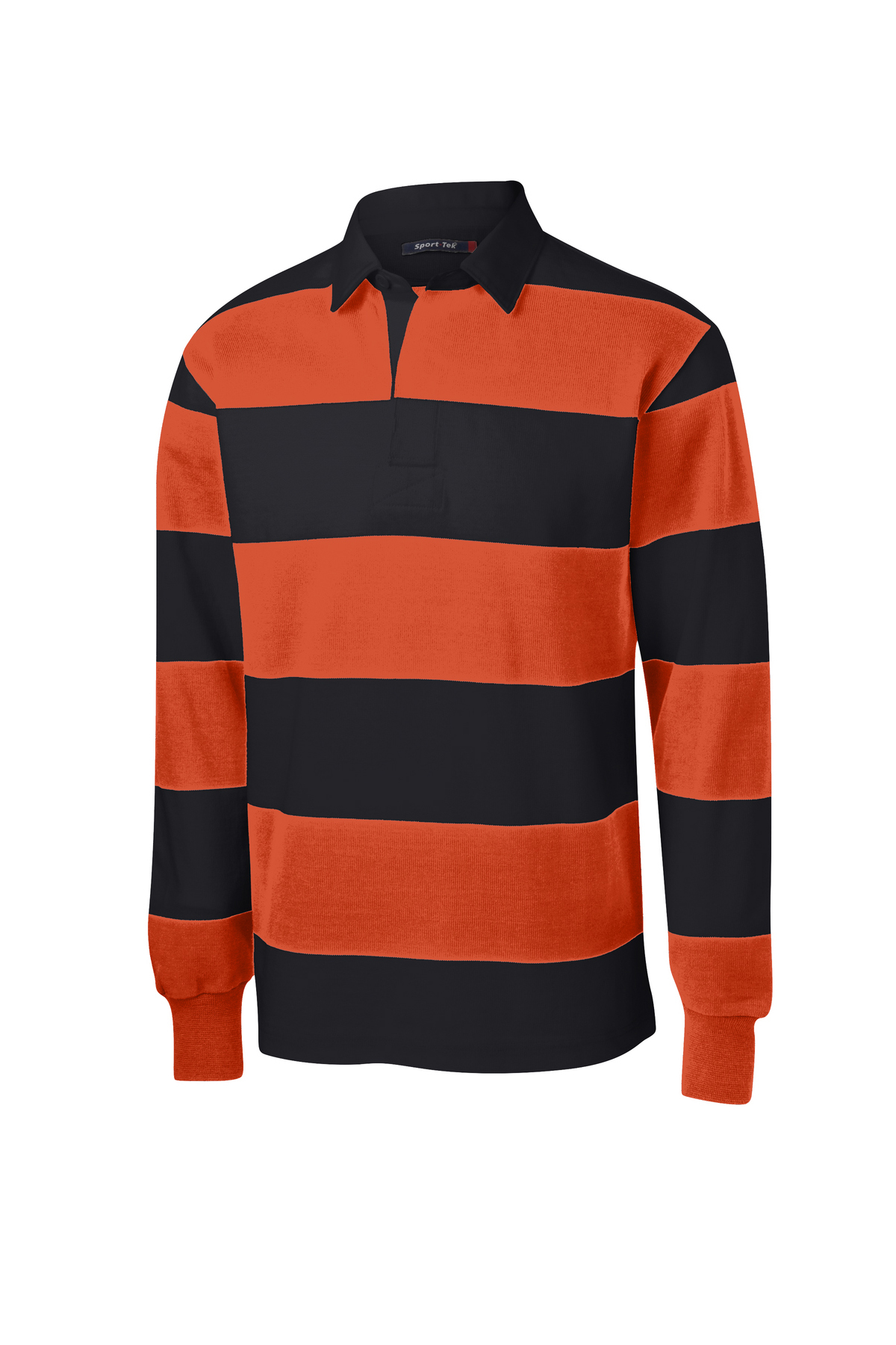 1ab33a9ef24 ... Sport-Tek® Long Sleeve Rugby Polo. A maximum of 8 logos have been  uploaded. Please remove a logo from My Logos to continue