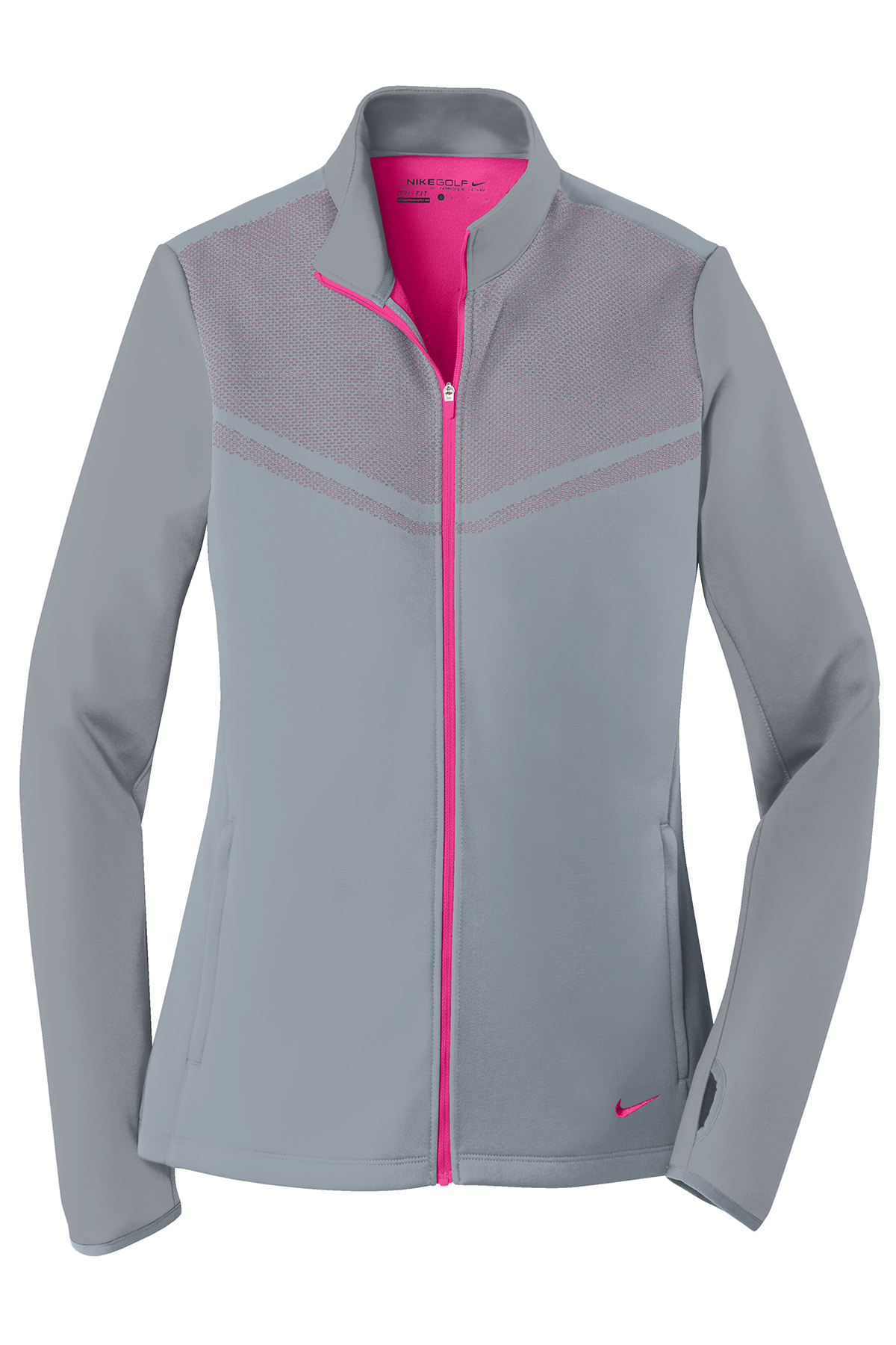 ... Nike Ladies Therma-FIT Hypervis Full-Zip Jacket. A maximum of 8 logos  have been uploaded. Please remove a logo from My Logos to continue b9560aeee