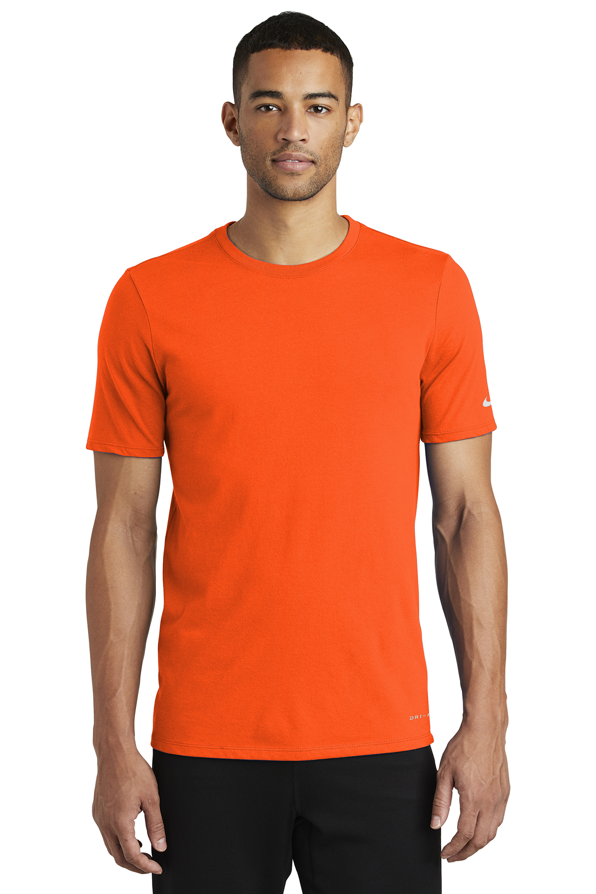 df5a4eefa83 Nike Dri-FIT Cotton Poly Tee