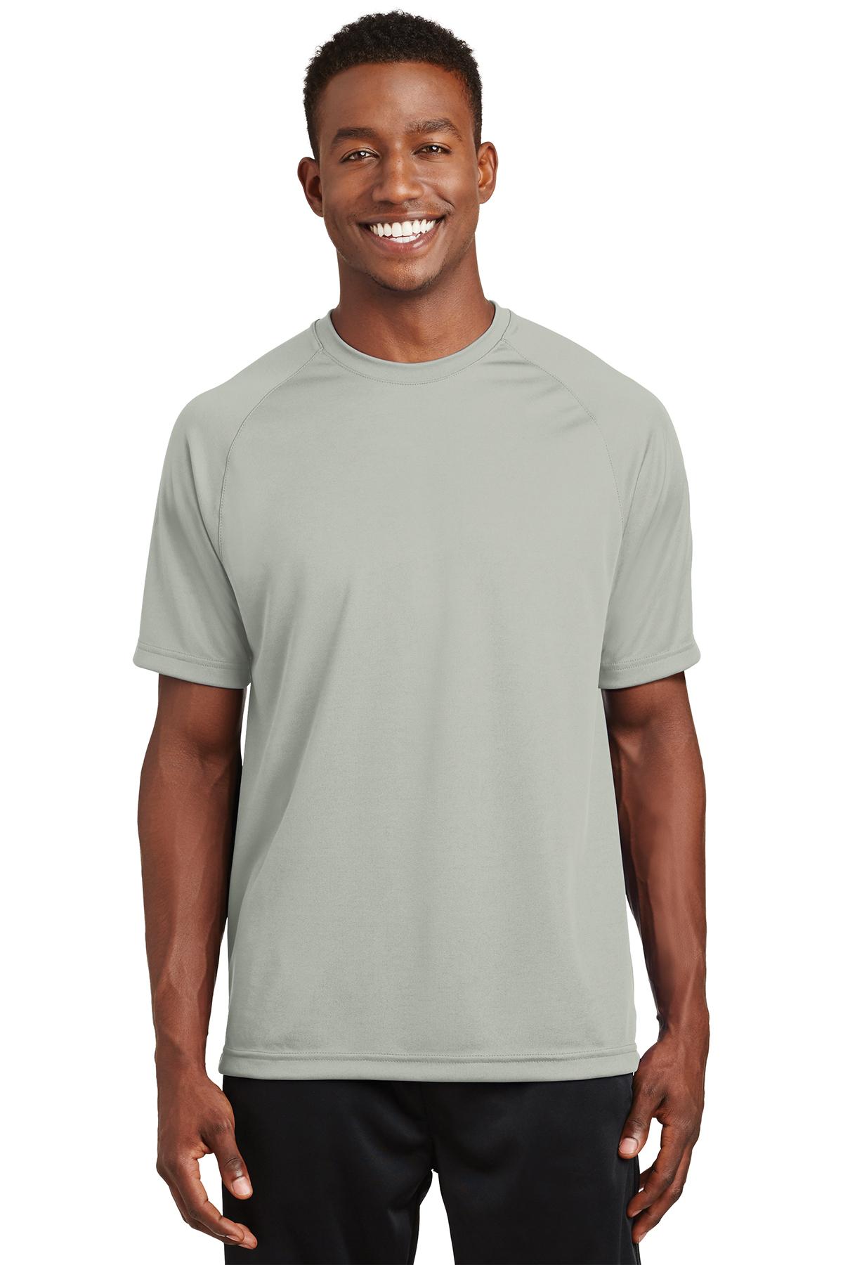 Sport Tek Dry Zone Short Sleeve Raglan T Shirt Performance T Shirts Sport Tek 16,000+ vectors, stock photos & psd files. sport tek dry zone short sleeve