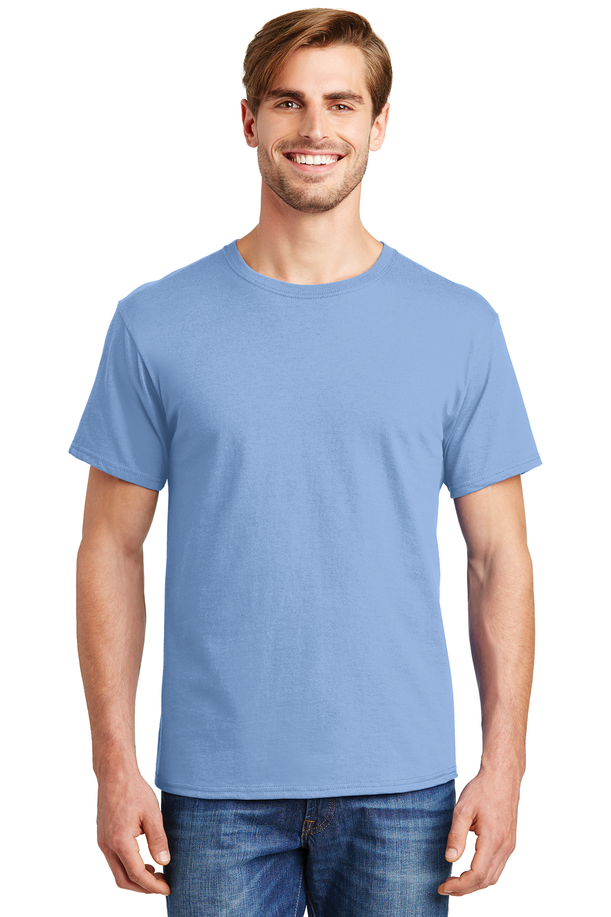 09919a8be91e Hanes® - ComfortSoft® 100% Cotton T-Shirt
