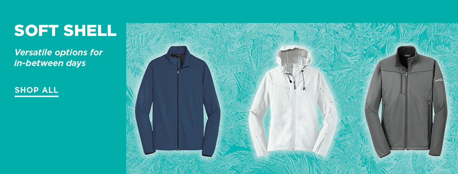 Outwear Guide Soft Shell Shop All