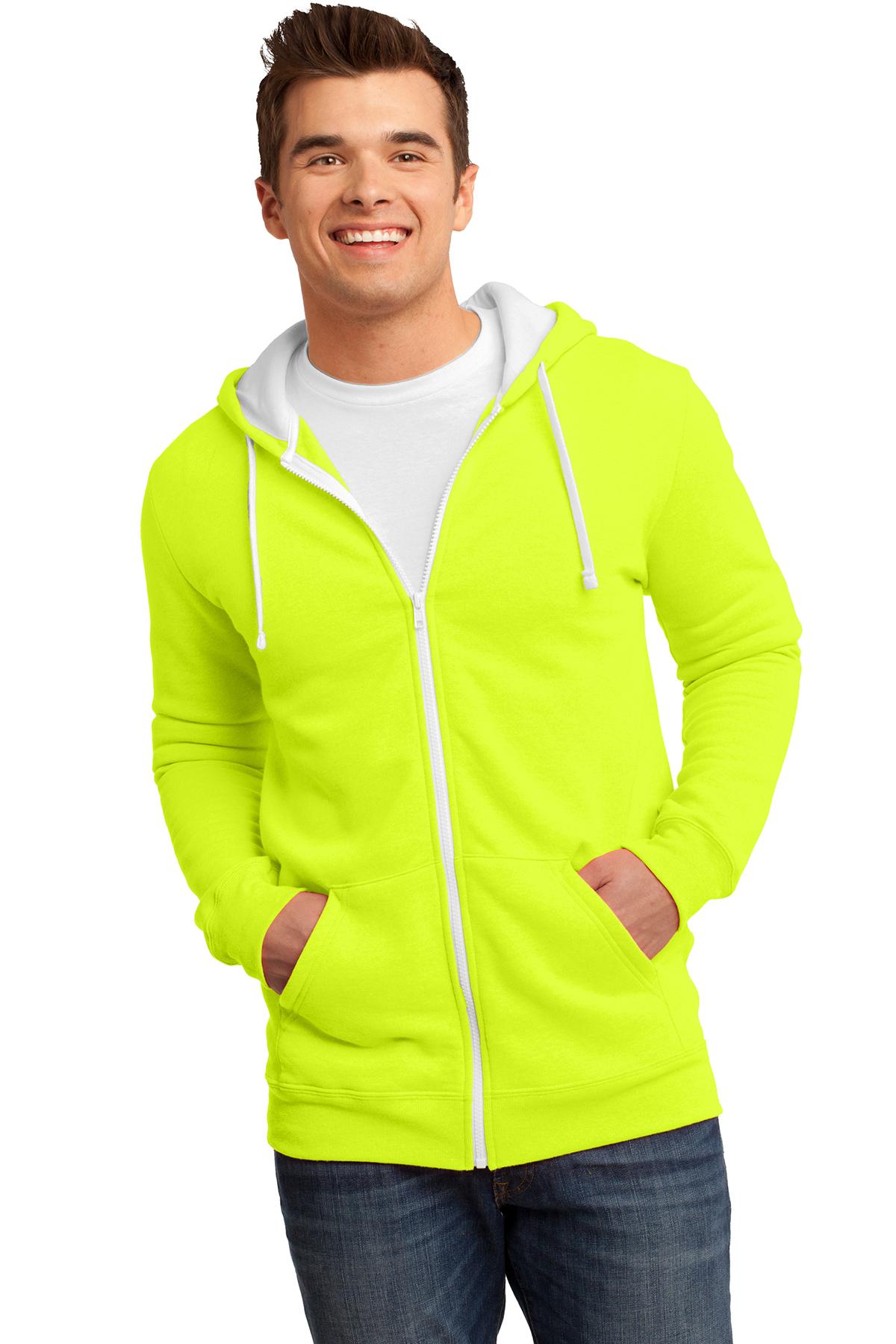 bb4406e66 District ® The Concert Fleece ® Full-Zip Hoodie   Hoodie   Sweatshirts ...