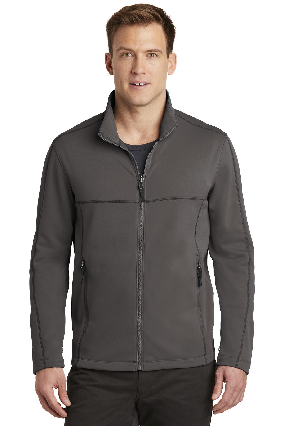 fd1ef6ade1f6 Port Authority ® Collective Smooth Fleece Jacket
