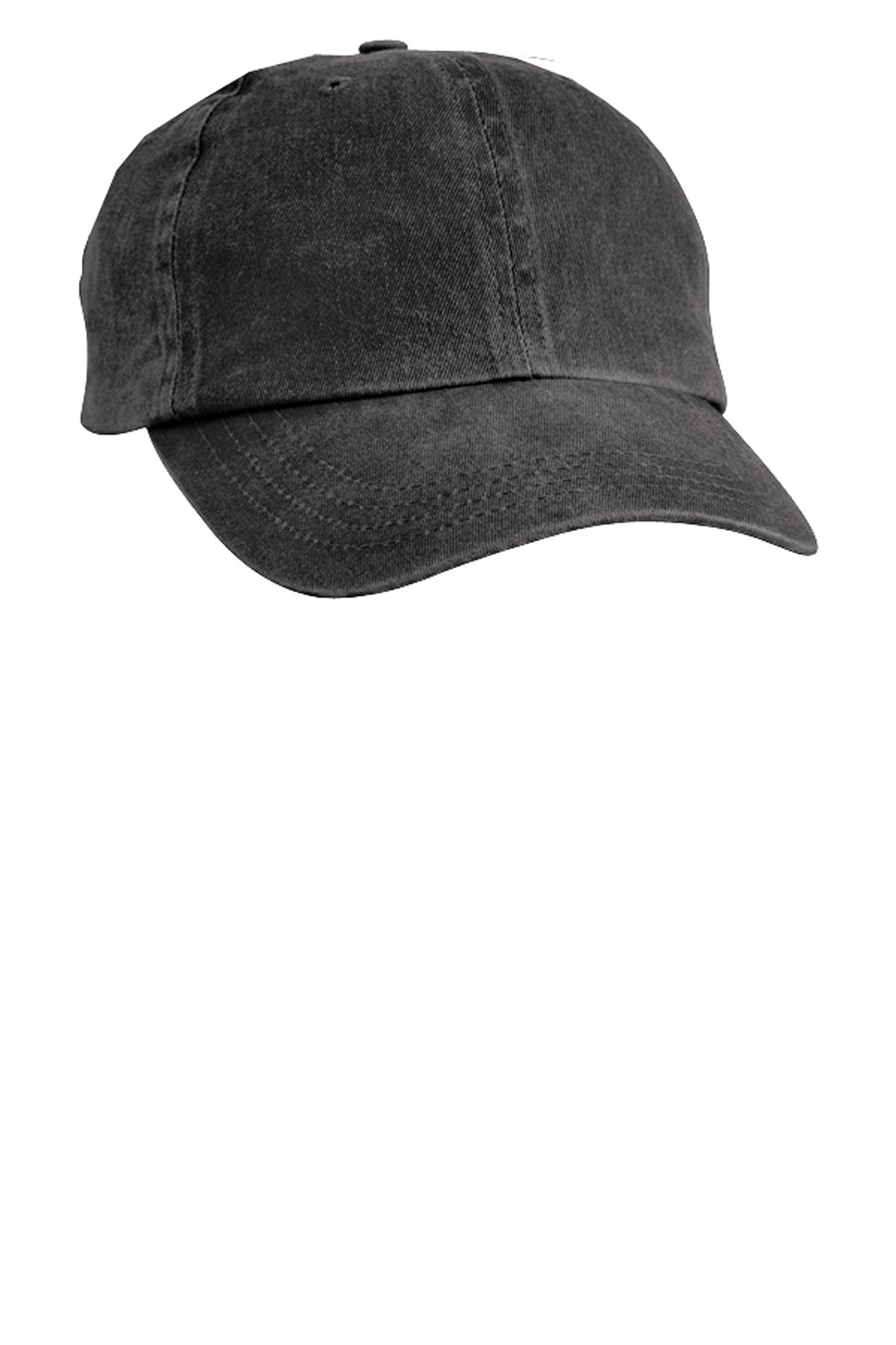 44f873ed559 Port   Company® - Pigment-Dyed Cap