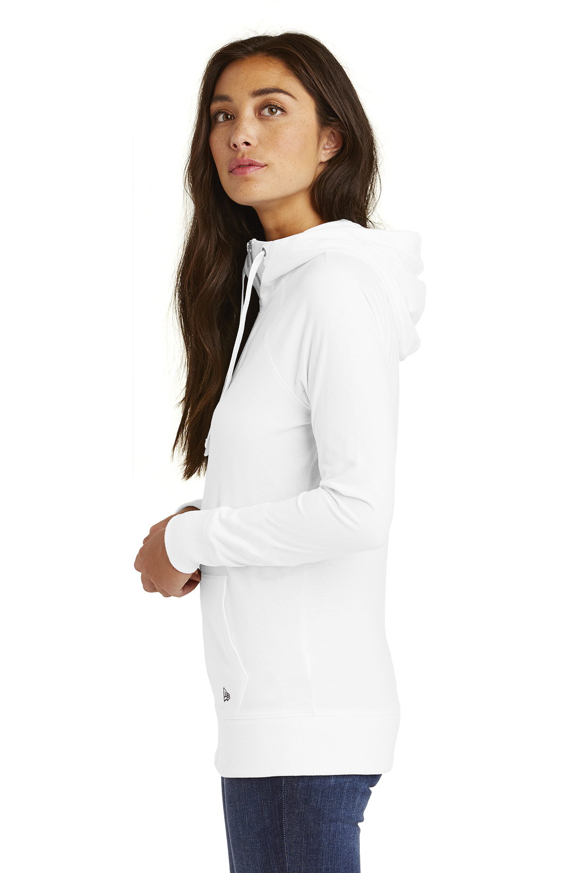 4aeb4075814 ... New Era® Ladies Sueded Cotton Blend Full-Zip Hoodie. A maximum of 8  logos have been uploaded. Please remove a logo from My Logos to continue