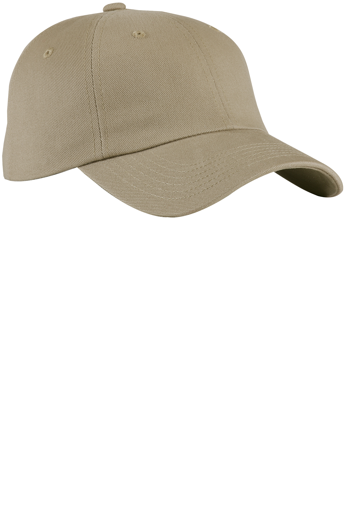9b5186011d5ea Port Authority® Brushed Twill Cap | Pigment/Garment Dyed | Caps ...