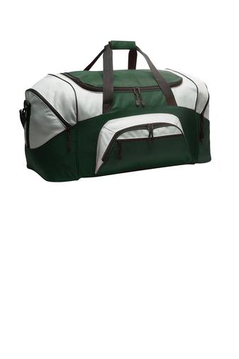 custom port authority duffel bag