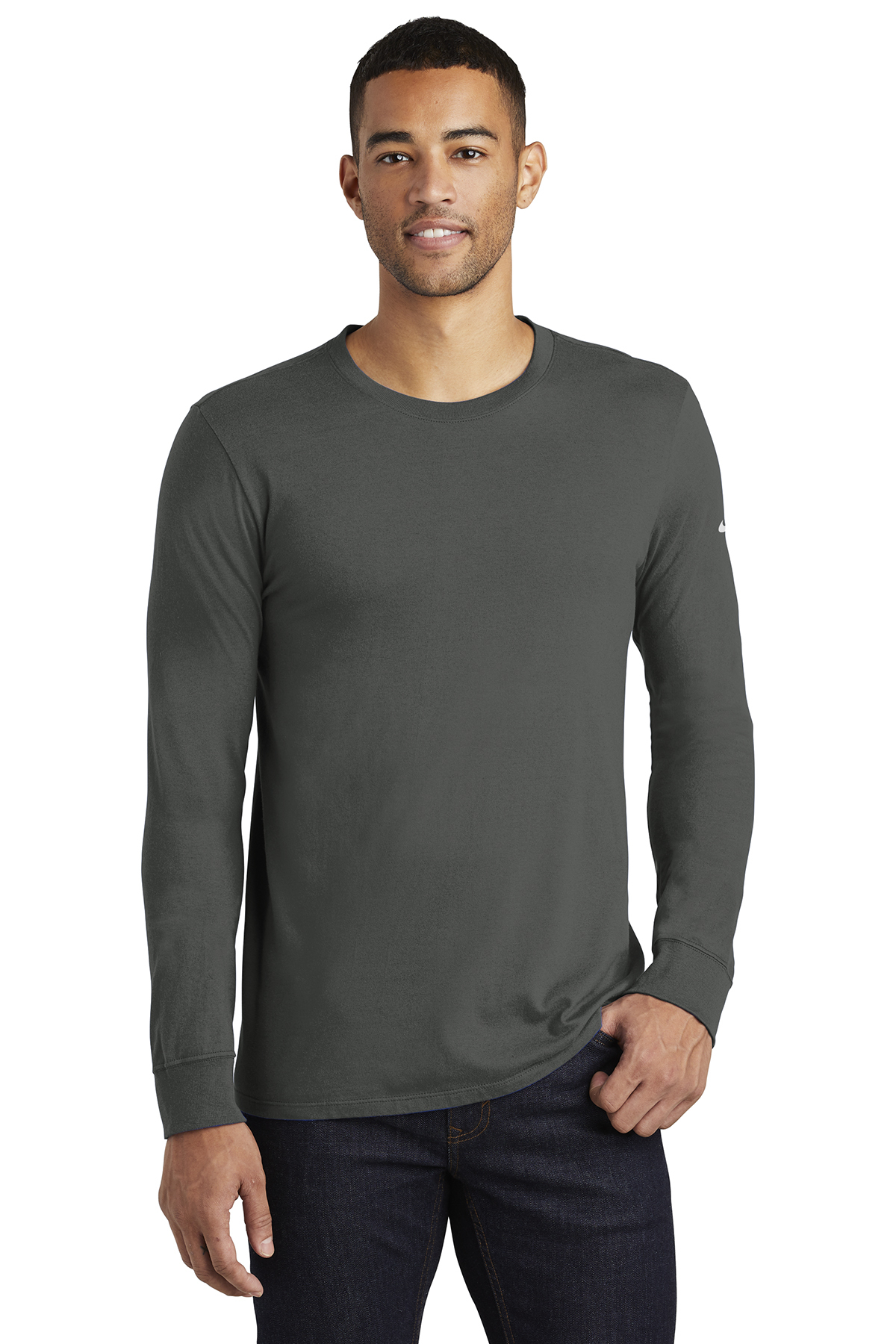 698cc1ff442 Nike Core Cotton Long Sleeve Tee