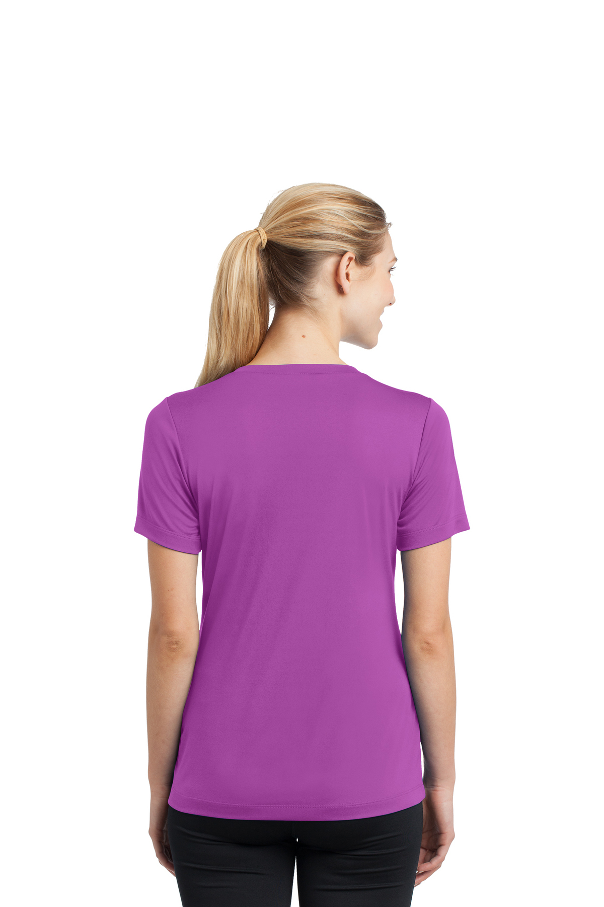 48d1f6a6 ... Sport-Tek® Ladies PosiCharge® Competitor™ V-Neck Tee. A maximum of 8  logos have been uploaded. Please remove a logo from My Logos to continue