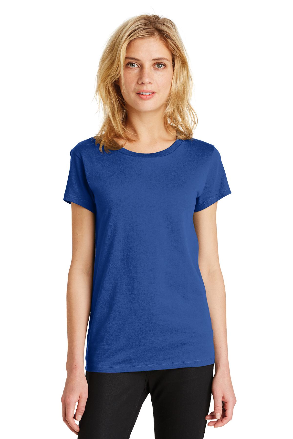 54bf47f57434 Alternative Women's Legacy Crew T-Shirt | Ring Spun | T-Shirts ...