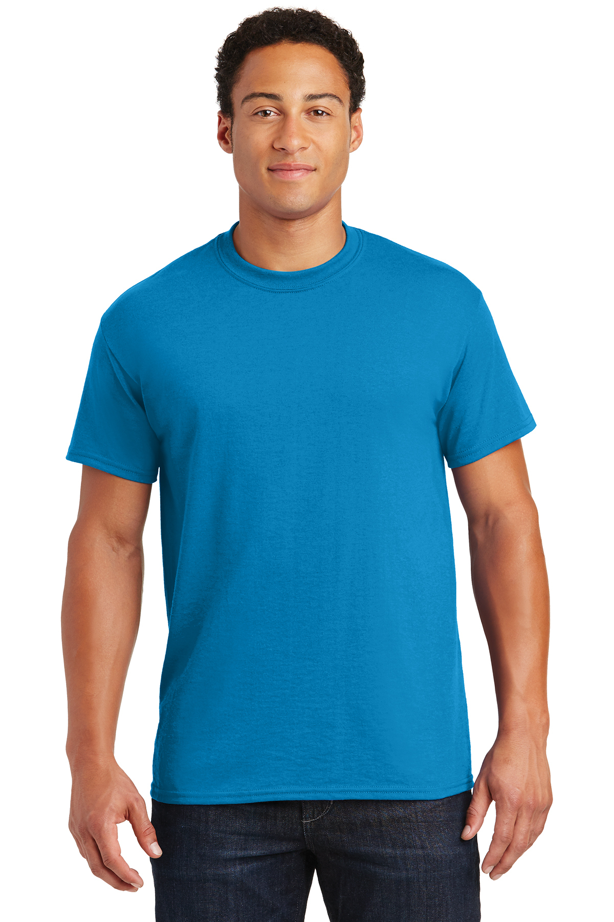 cdf5380126a220 Gildan® - DryBlend® 50 Cotton/50 Poly T-Shirt | 50/50 Blend | T-Shirts ...