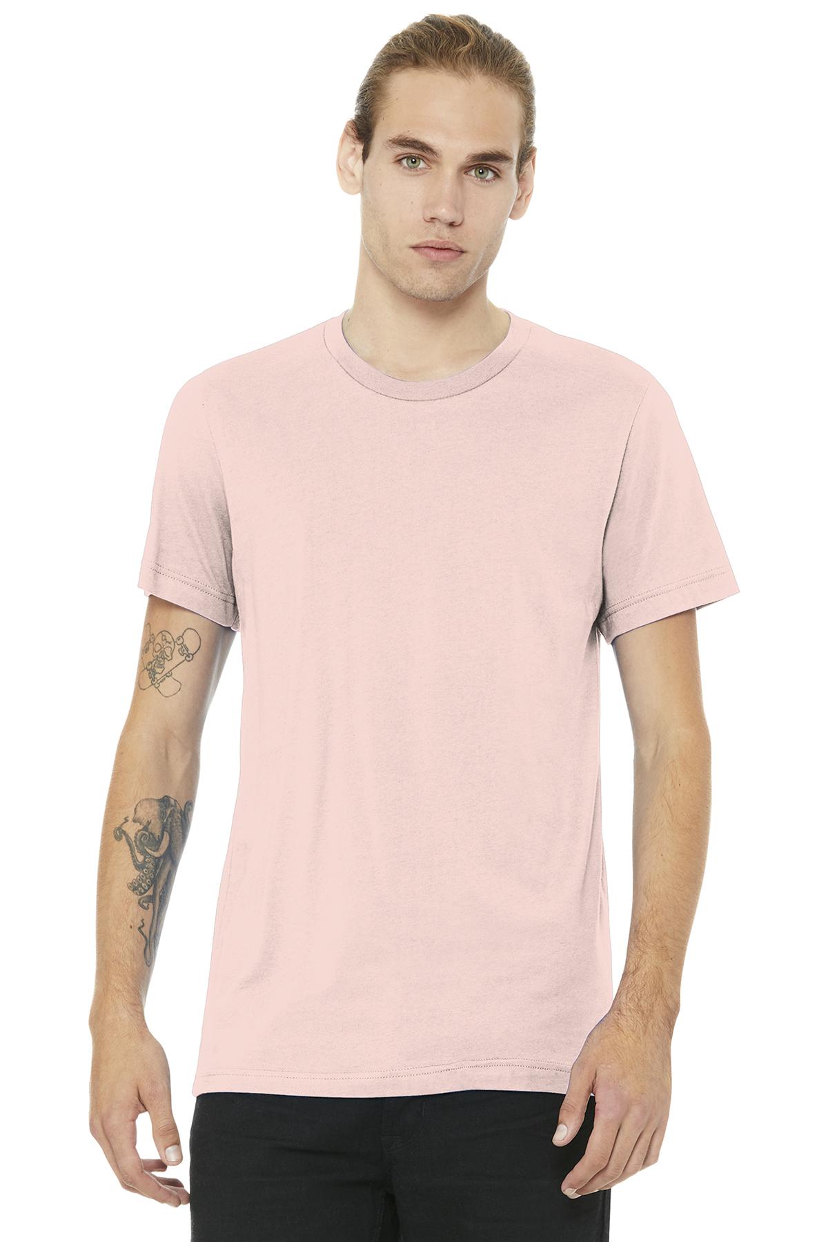 43ec18cff4d69 BELLA+CANVAS ® Unisex Jersey Short Sleeve Tee | Adult/Men | T ...