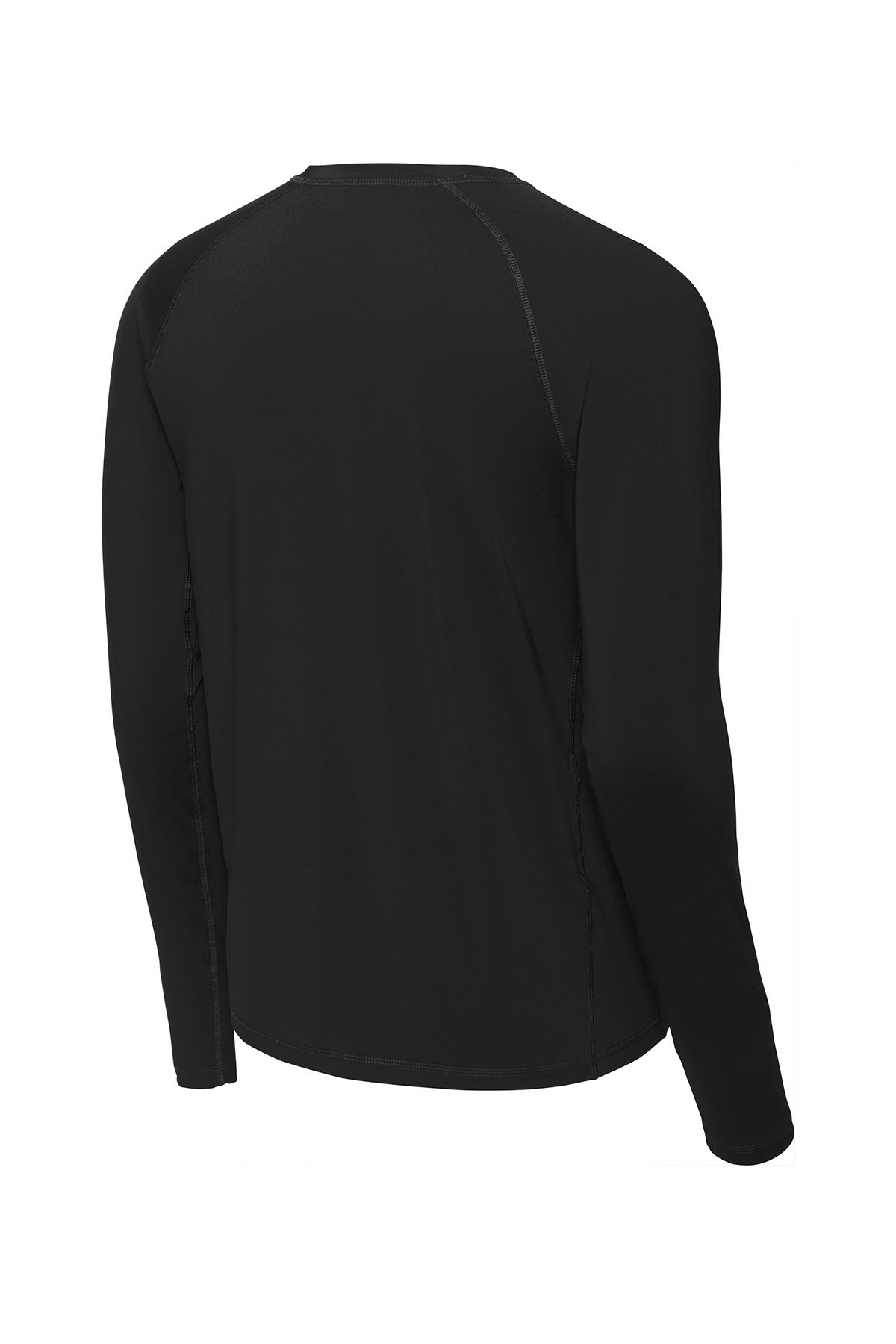 Sport-Tek Long Sleeve Rashguard Tee ST470LS