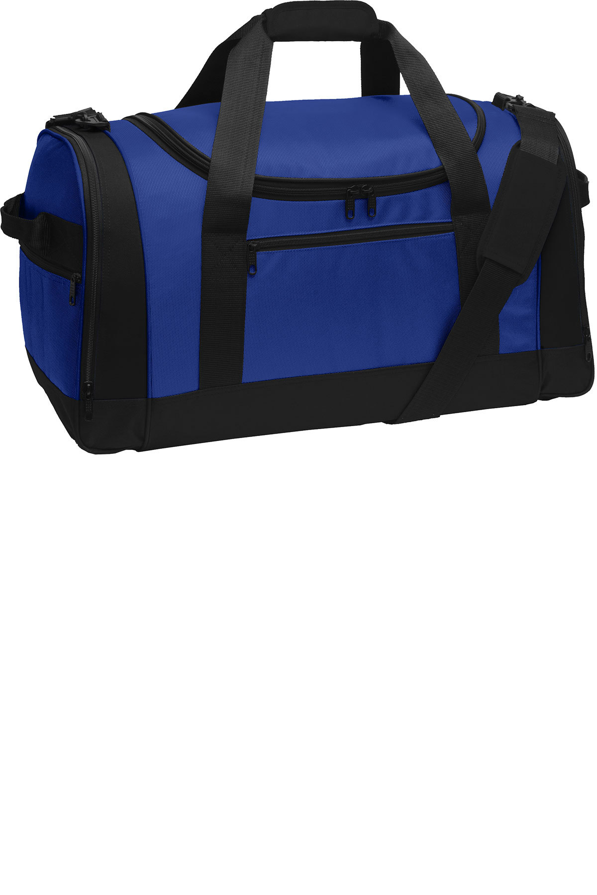 fdc8d296bb Home · Bags · Duffels  Port Authority® Voyager Sports Duffel.  6219 TwilightBlue-1-BG800TwilightBlueFlatFront.jpg