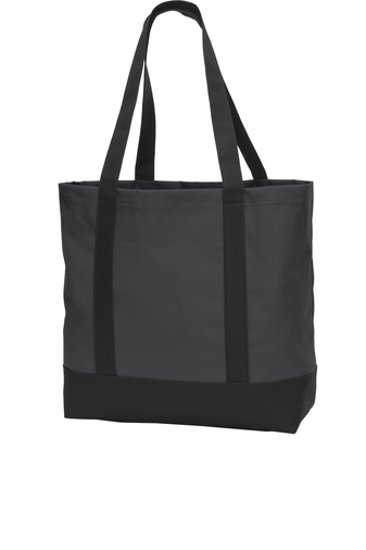 grey tote bag promotional product