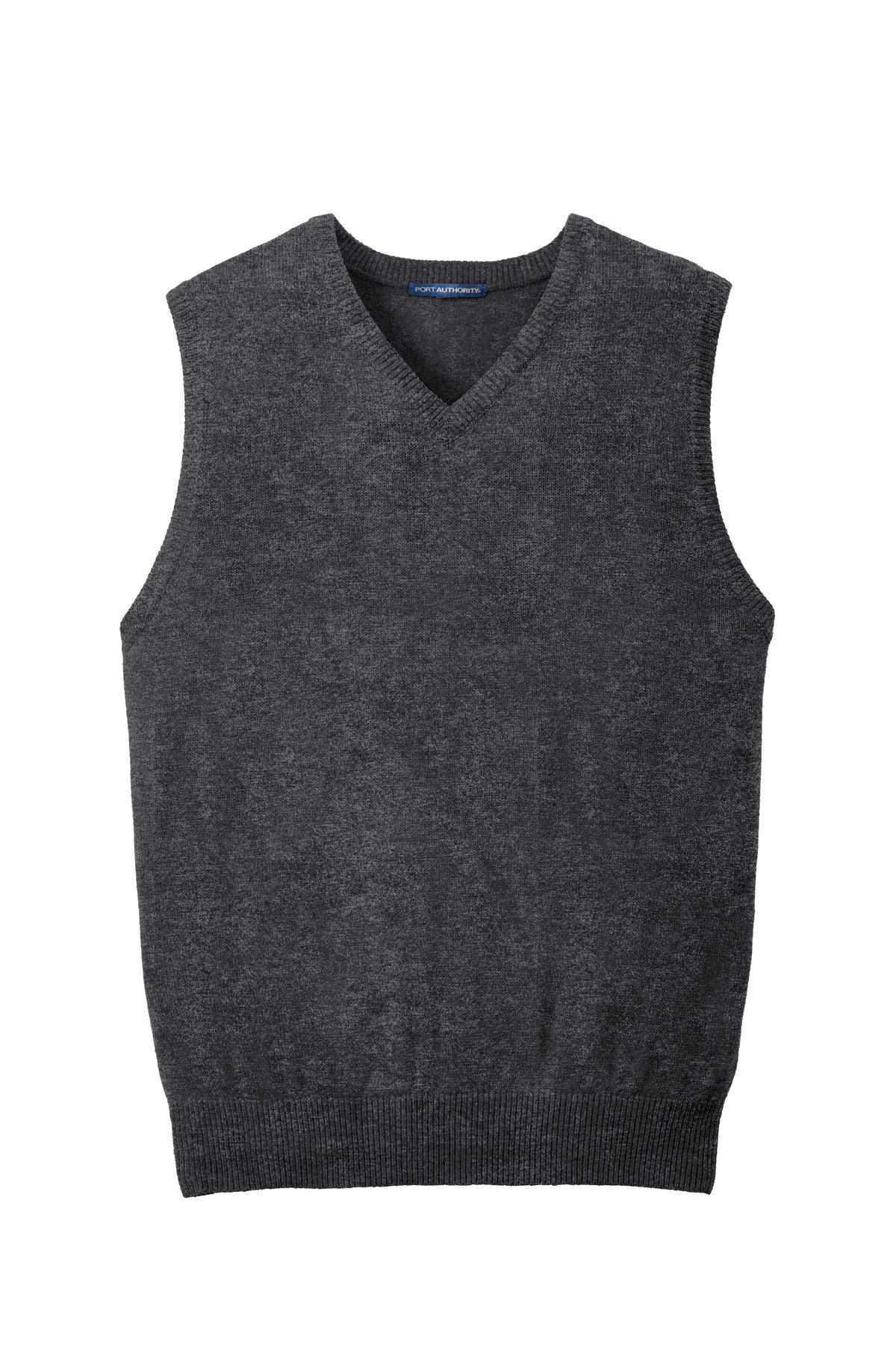 b590ad156f Port Authority® Value V-Neck Sweater Vest