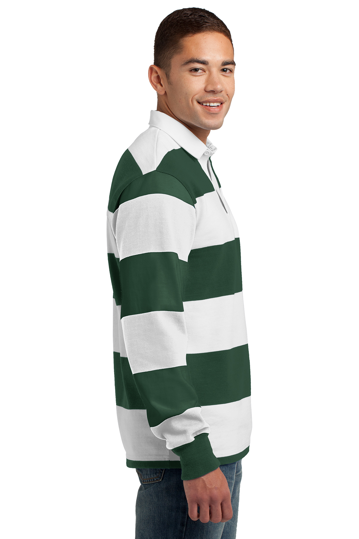572add4c739 ... Sport-Tek® Classic Long Sleeve Rugby Polo. A maximum of 8 logos have  been uploaded. Please remove a logo from My Logos to continue
