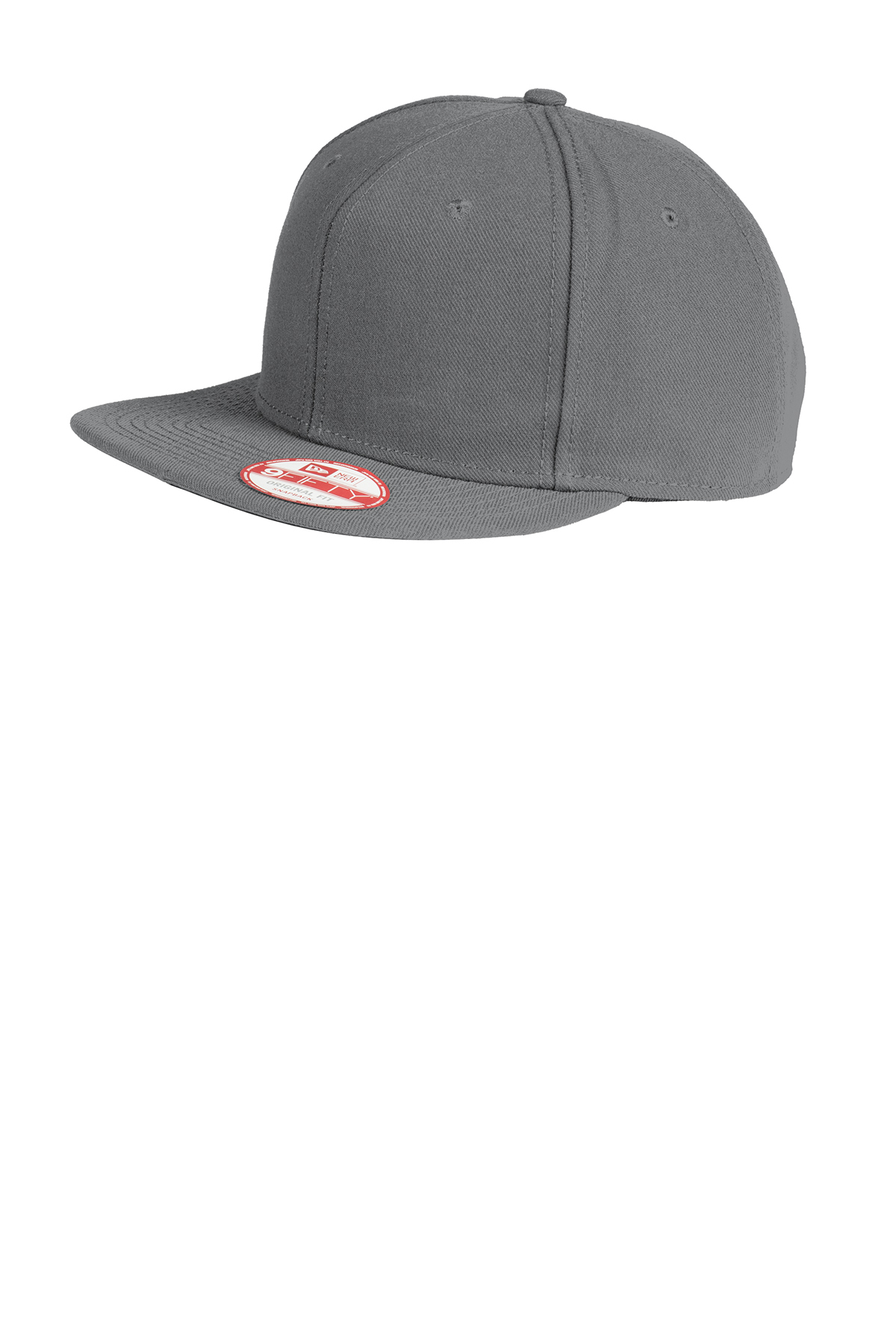 9514b3948f3ad New Era® Original Fit Flat Bill Snapback Cap