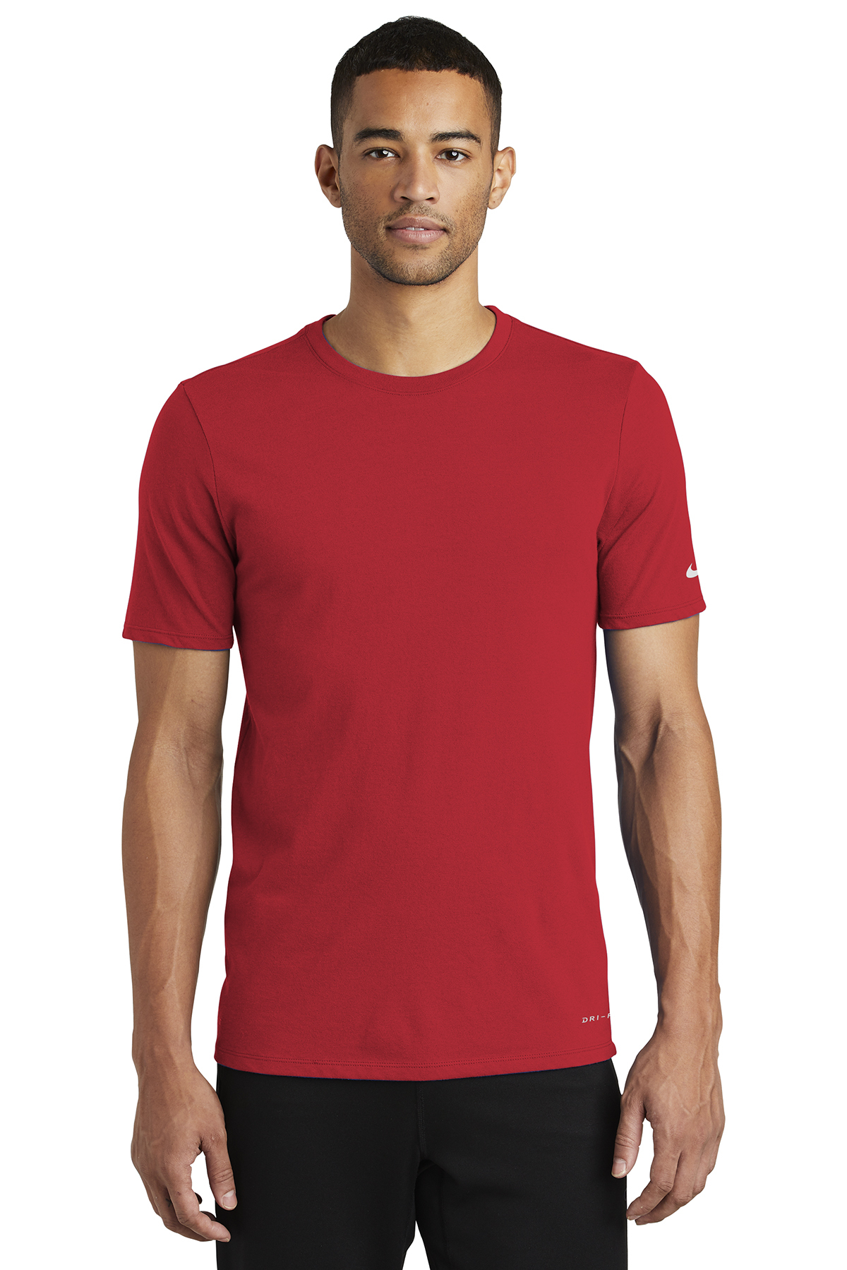nike dri fit cotton shirt