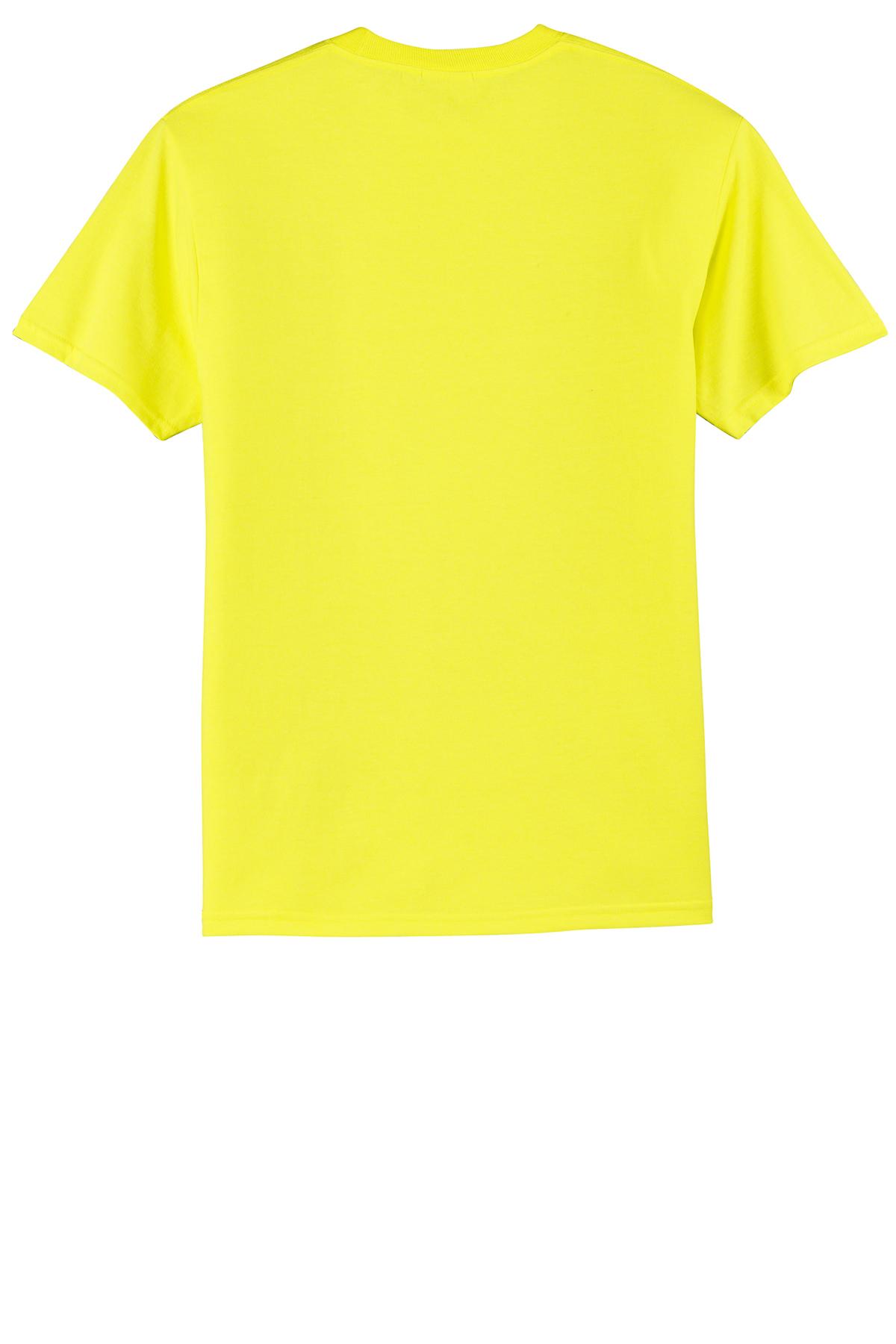 Port Company Core Blend Tee 5050 Blend T Shirts Sanmar